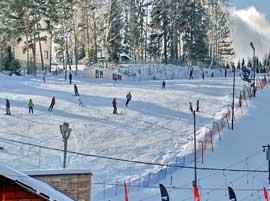 Ośrodek narciarski HenrykSki
